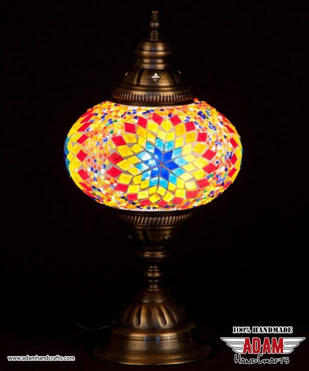 Regular Mosaic Table Lamp (Large)