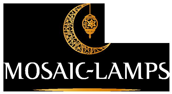 Mosaic Lamps: Turkish Mosaic and Moroccan Lamp